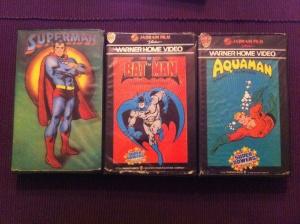 Superman, Batman i Aquaman